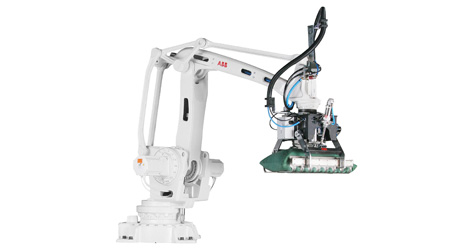 Robot Palletising Systems